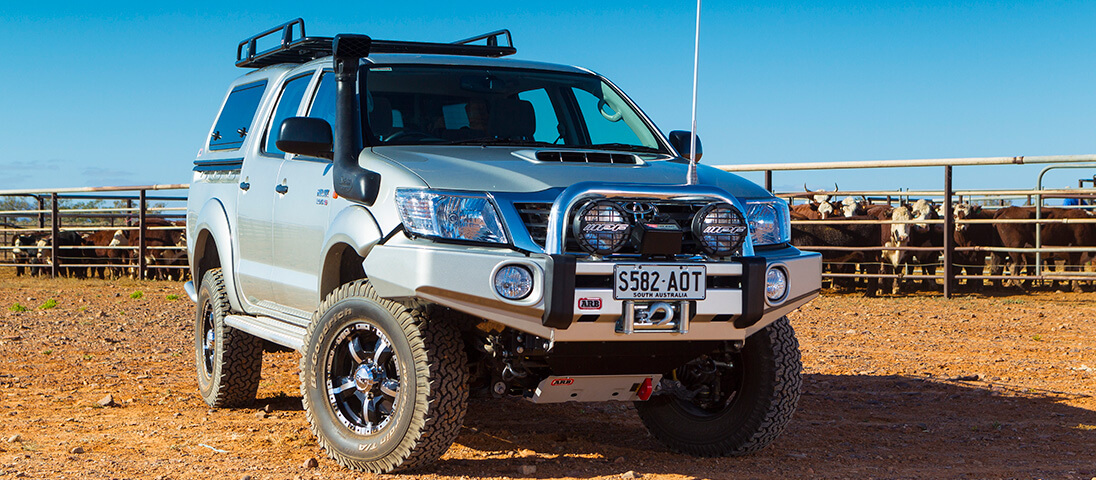 Arb 4 215 4 Accessories Ask Arb Toyota Hilux Arb 4x4