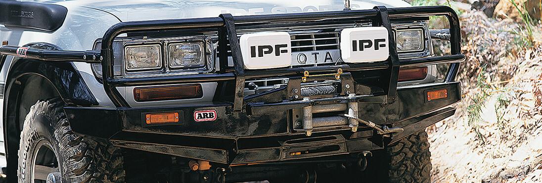 Arb 4 215 4 Accessories Toyota Landcruiser 80 Series 1990