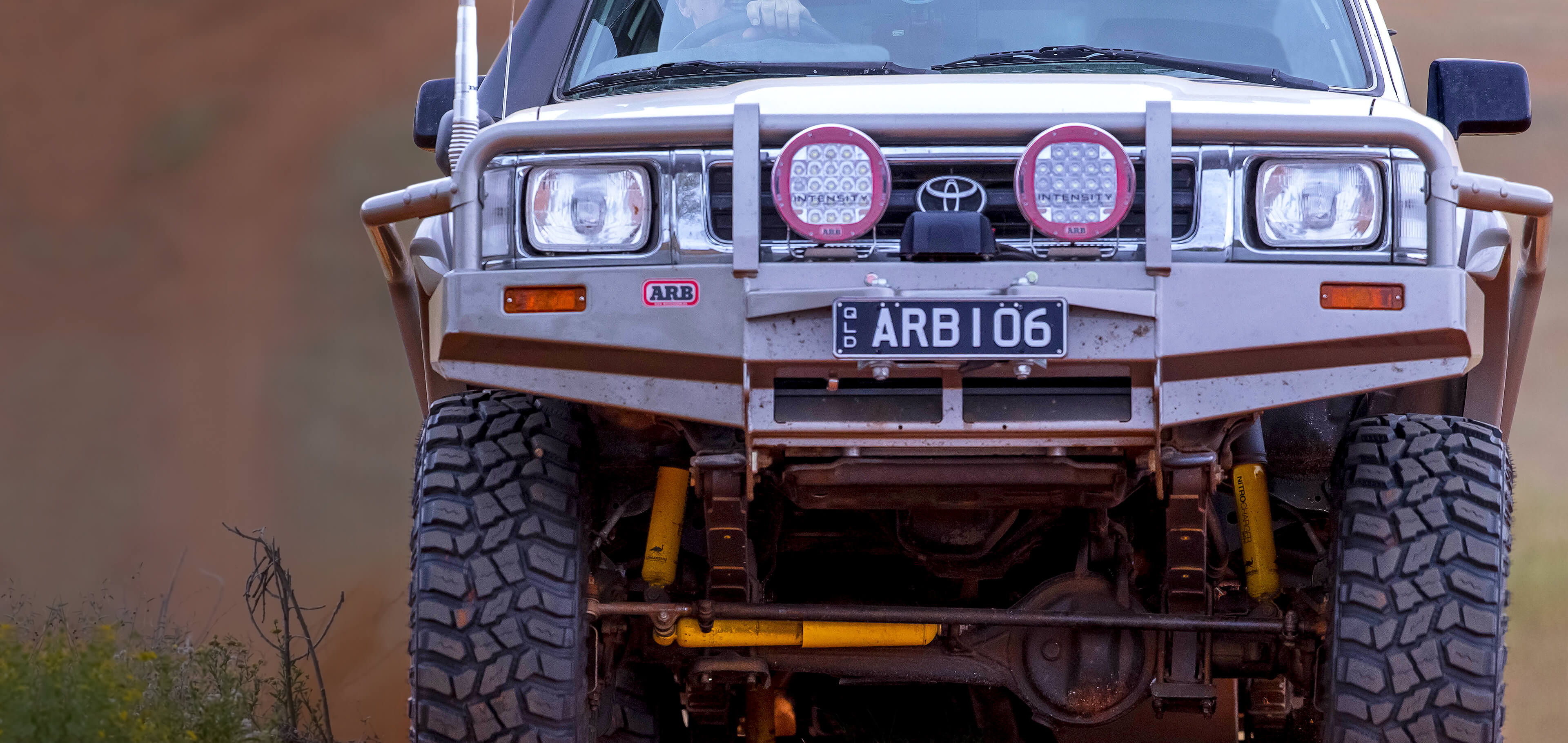 Arb 44 Accessories Old Man Emu 4x4 Suspension Nissan Xtrail Offroad Modified