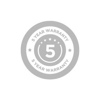 5 YearWarranty