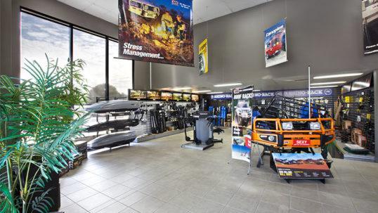 ARB Coopers Plains interior