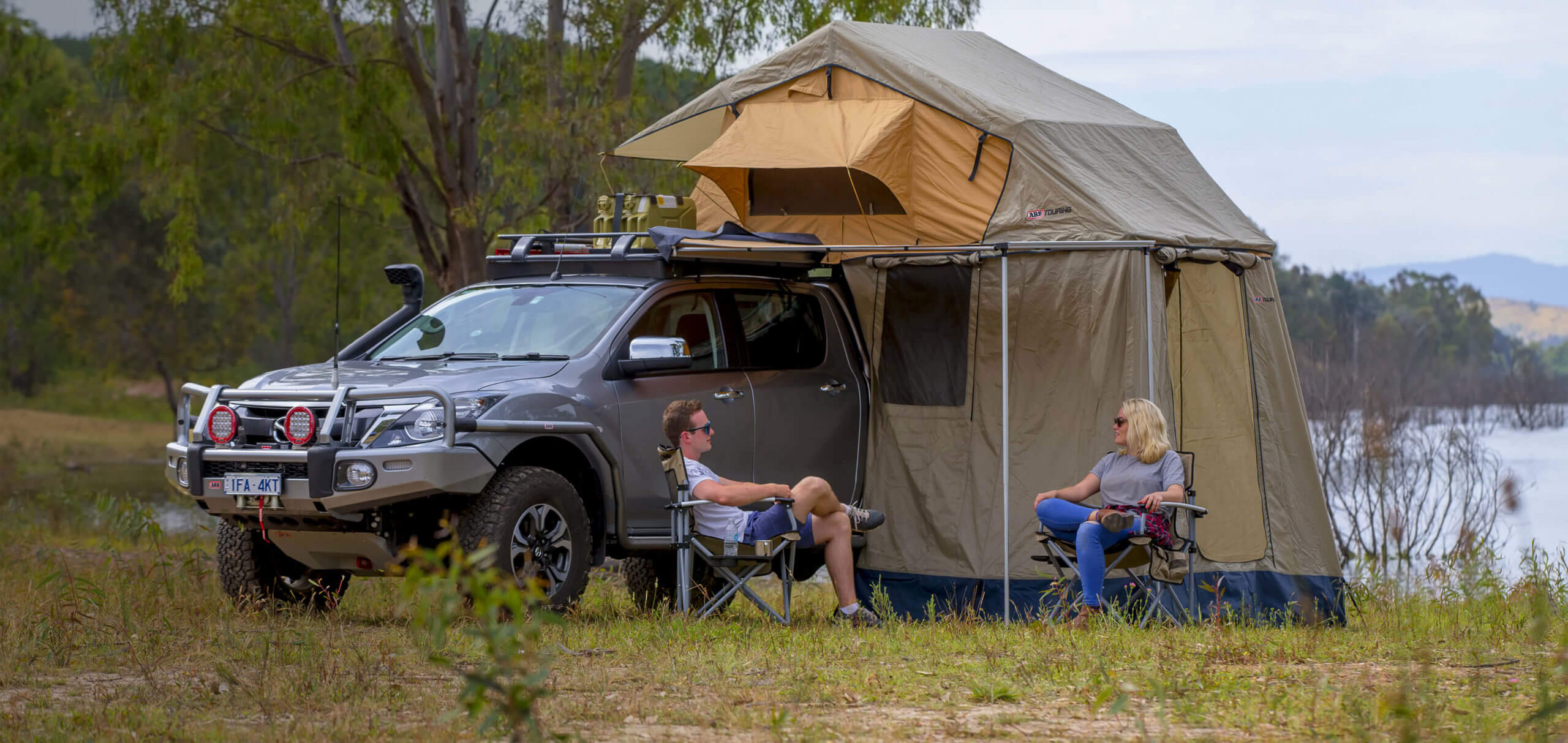 Rooftop Tents Arb 4x4 Accessories