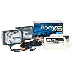 IPF Complete Light Kit