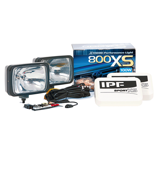 IPF Complete Light Kit