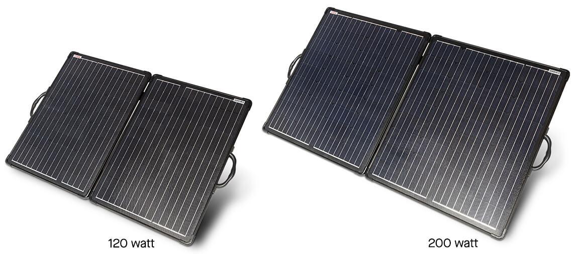 Redarc Folding Solar Panels