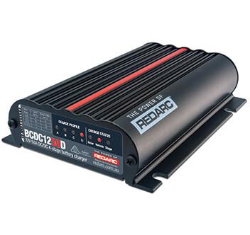 Redarc Dual Input Battery Charger