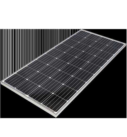 Monocrystalline Panels (Fixed)