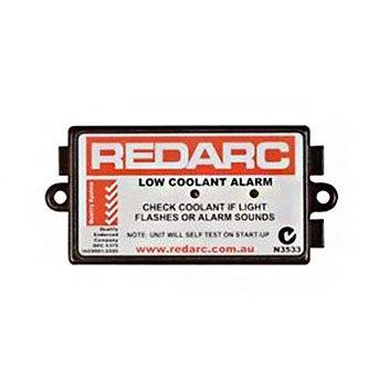 Low Coolant Alarm