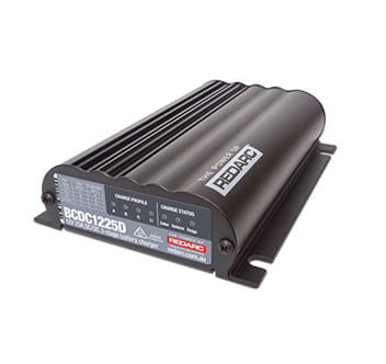 Redarc Dual Input Battery Charger