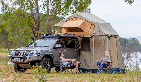 Simpson III Rooftop Tent & ARB 4×4 Accessories | Rooftop Tents - ARB 4x4 Accessories