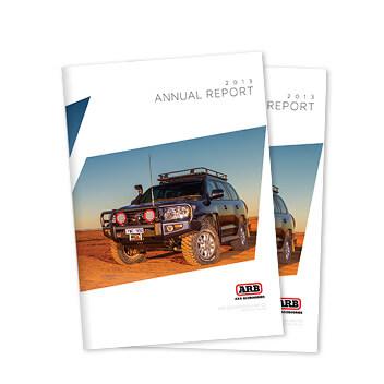 2013 ARB Annual Report