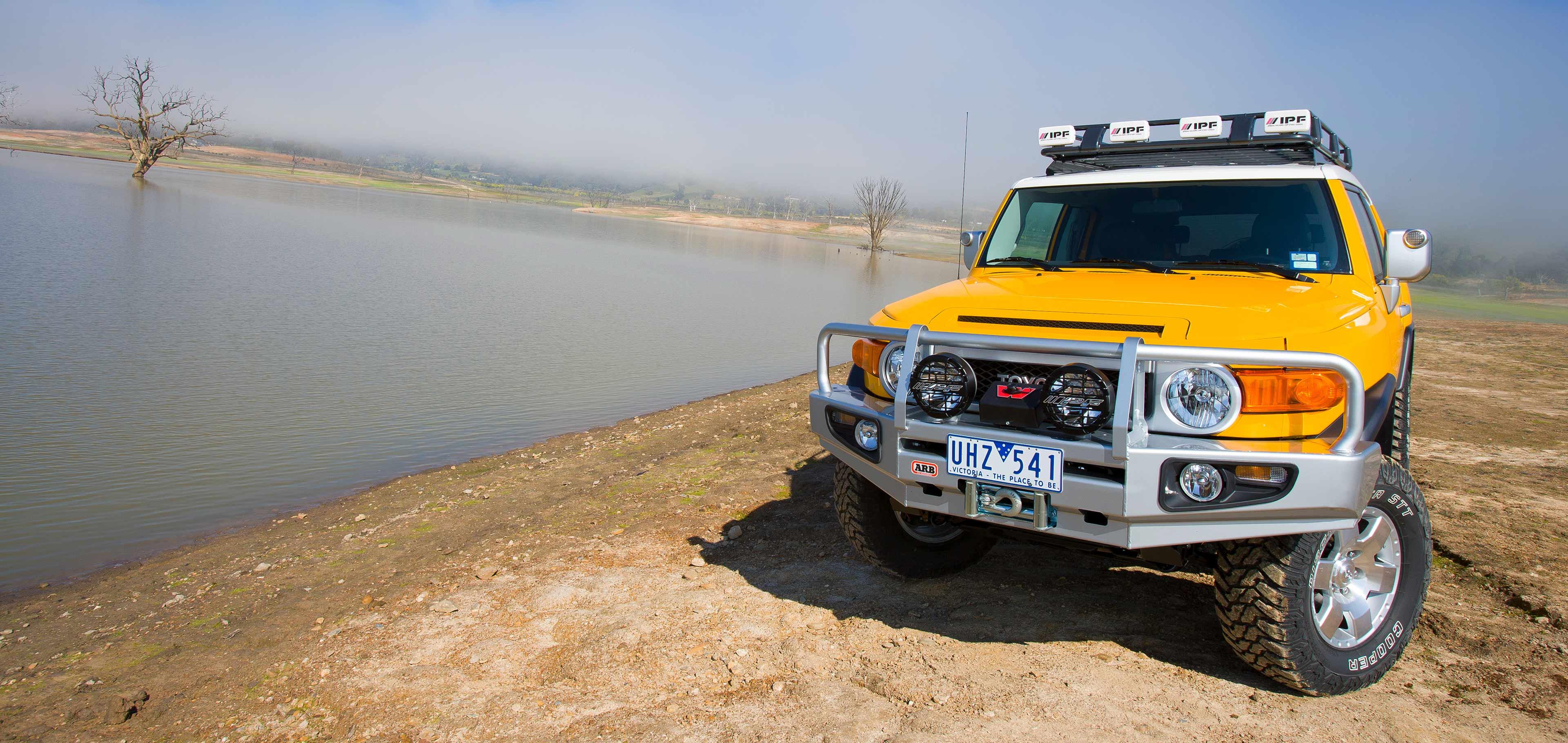 Arb 4 215 4 Accessories Toyota Fj Cruiser 2006 2010