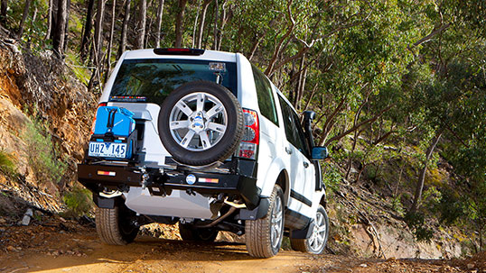 Arb 4 215 4 Accessories Kaymar Rear Bars Amp Rear Wheel