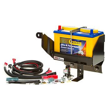 Auxiliary Battery Kits