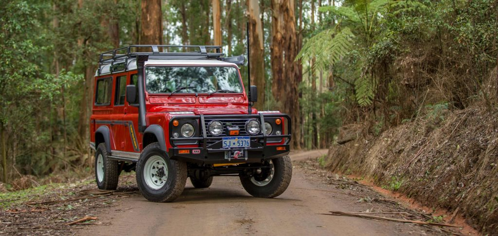 ARB 4×4 Accessories | Land Rover Defender 110 (1983 - 2008 ...