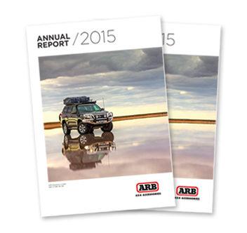 2015 ARB Annual Report