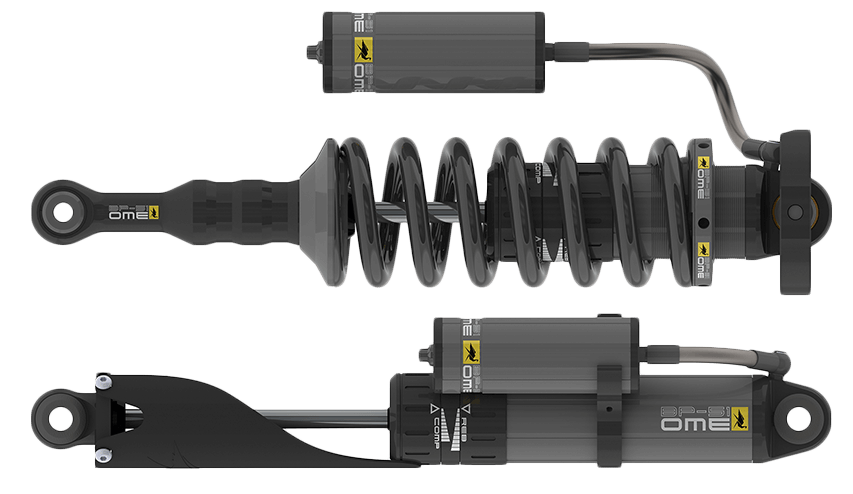BP-51 Shock Absorber Features