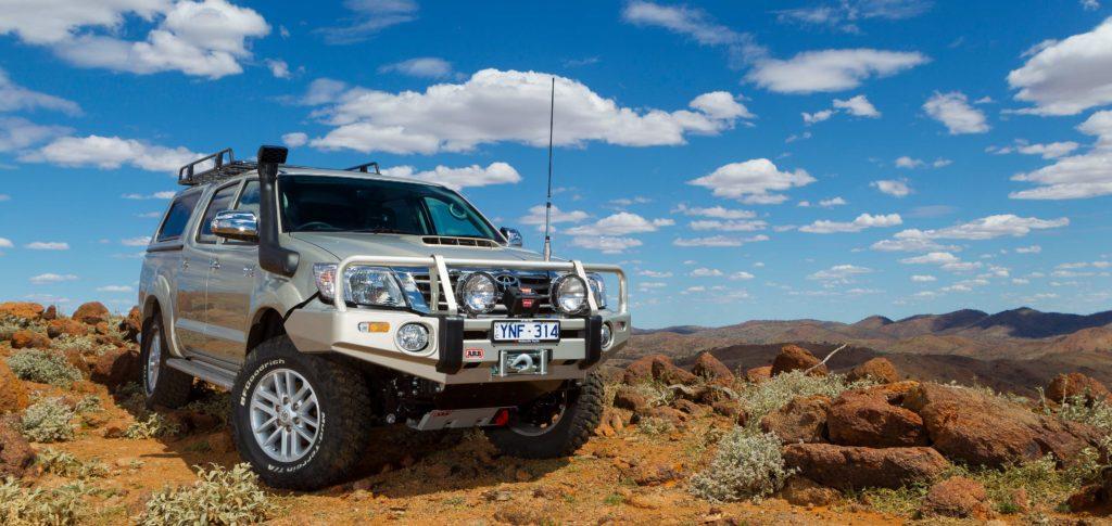 Arb 4 215 4 Accessories Toyota Hilux 2011 2015 Arb 4x4
