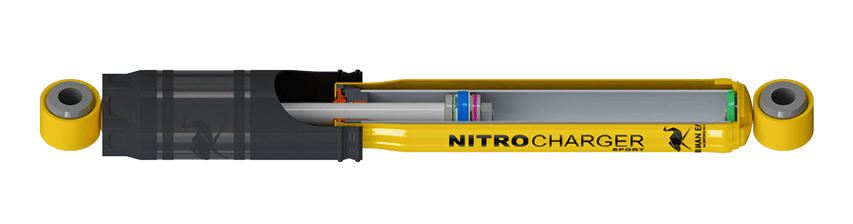 Nitrocharger Sport Features