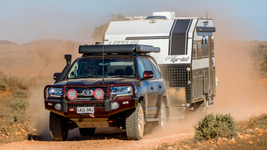 ARB 4×4 Accessories | Towing Accessories - ARB 4x4 Accessories
