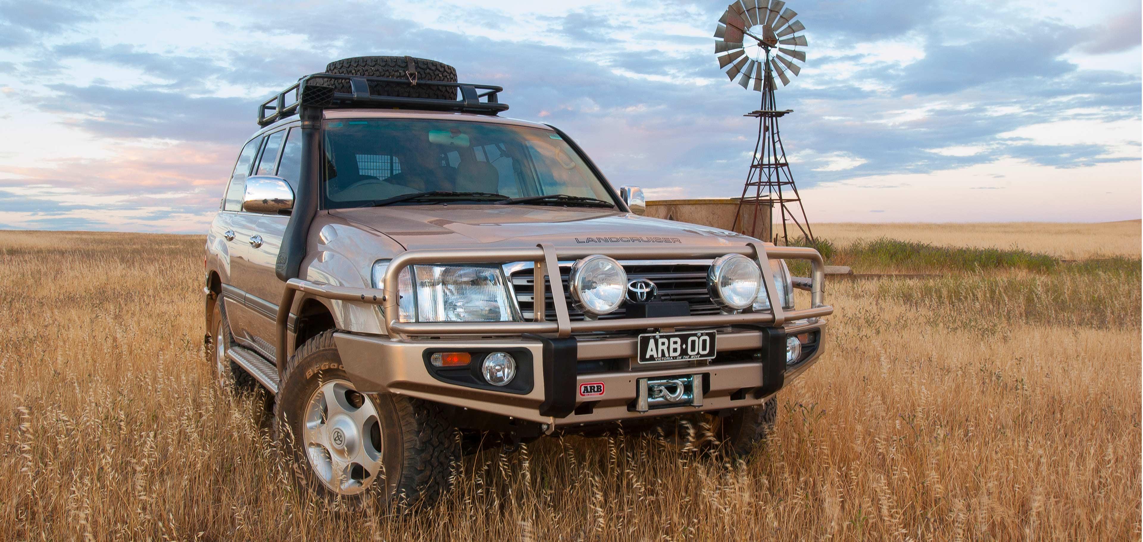 Toyota Landcruiser 100 SERIES 1997 – 2002