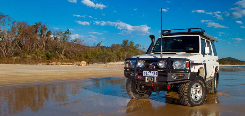 Toyota Land Cruiser 70 >> ARB 4×4 Accessories | Toyota Landcruiser 70 SERIES (2007 ...