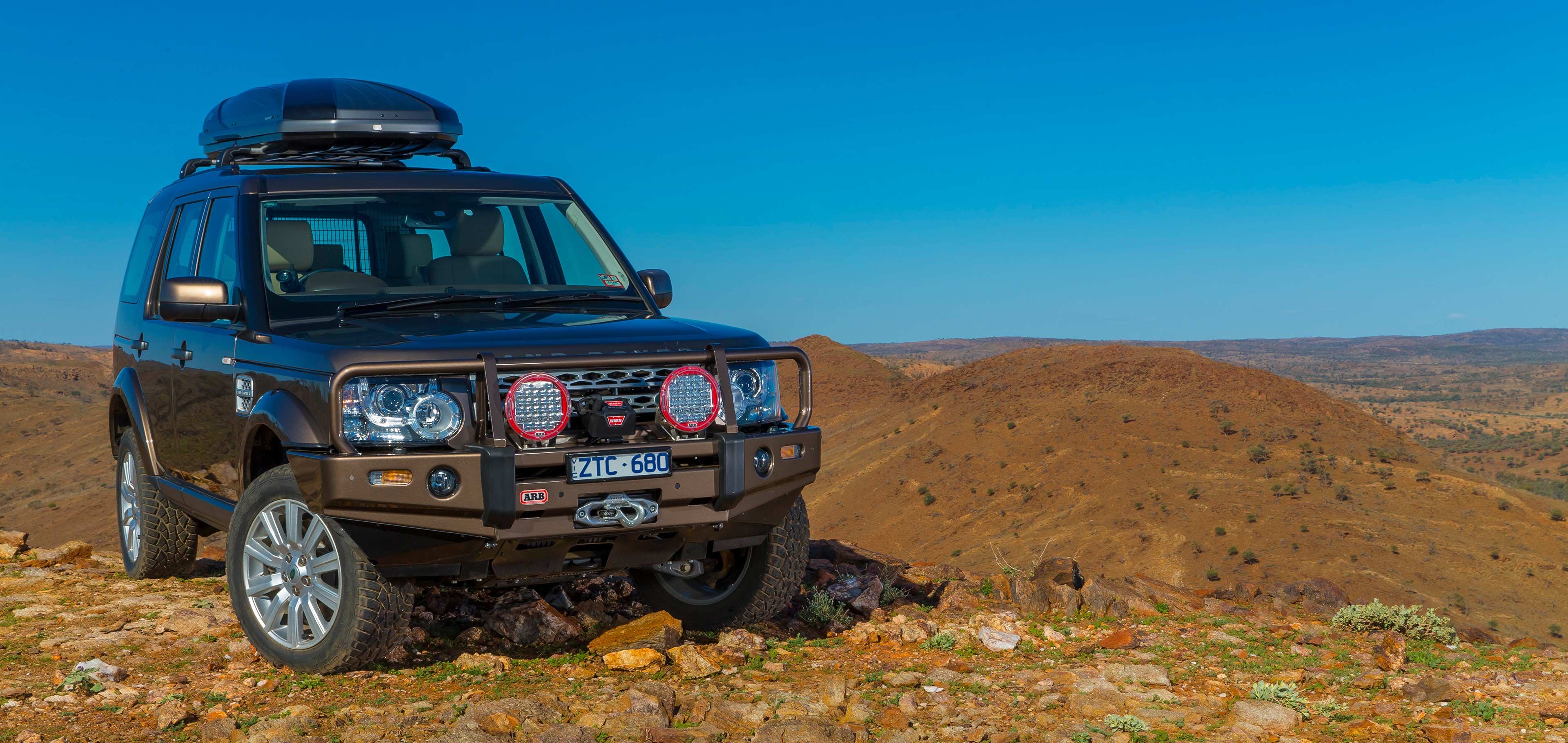 ARB 4×4 Accessories | Bull Bars - ARB 4x4 Accessories
