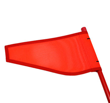 ARB Tiger Bay Safety Flags