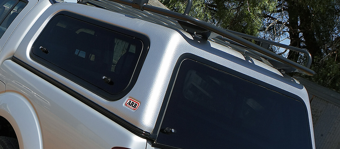 Ford Ranger Canopy >> ARB 4×4 Accessories | Canopies & Ute Lids - ARB 4x4 Accessories