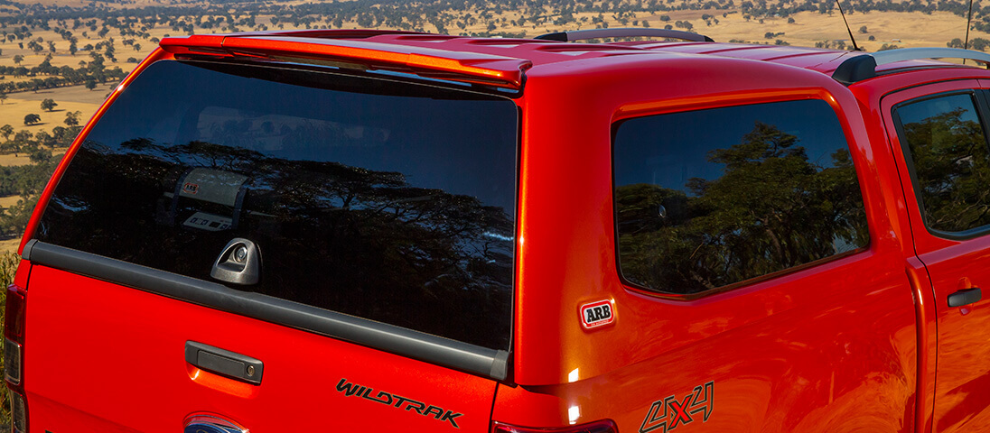 ARB Canopies u0026 Ute Lids & ARB 4×4 Accessories | Canopies u0026 Ute Lids - ARB 4x4 Accessories