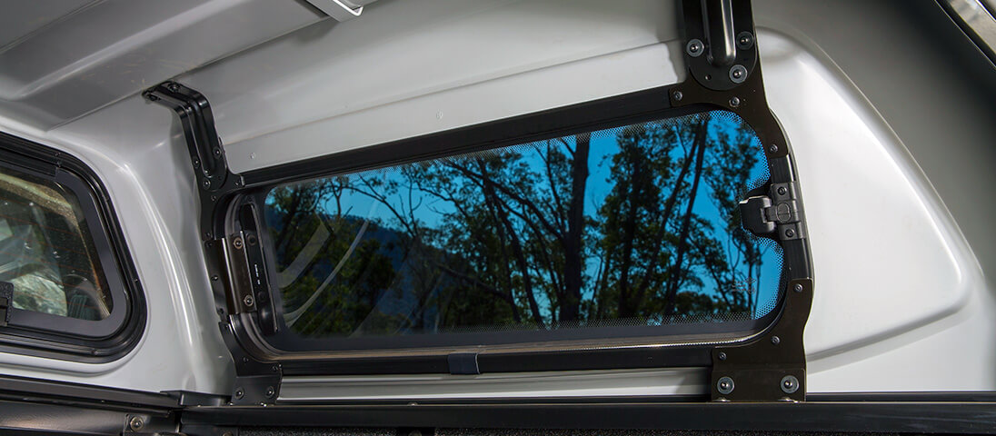 Arb Canopy Roof Rack Internal Supports