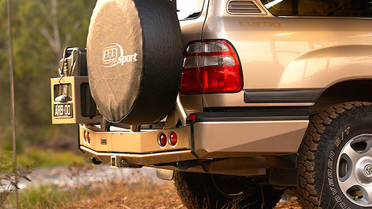 Tow Hitch Accessories >> ARB 4×4 Accessories | Tow Bars, Rear Protection & Wheel ...