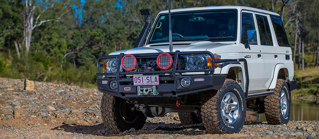 ARB Releases New Bars For The 70 Series