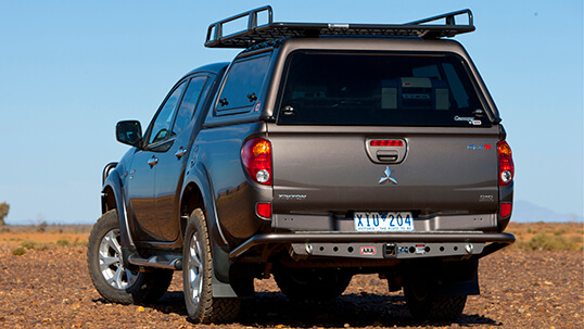 Arb 4 215 4 Accessories Rear Protection Arb 4x4 Accessories