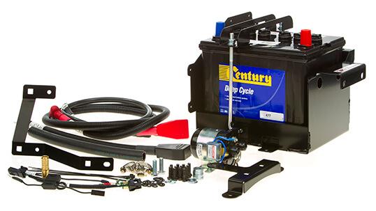 Diesel Toyota Land Cruiser ARB 4×4 Accessories | Battery Kits - ARB 4x4 Accessories