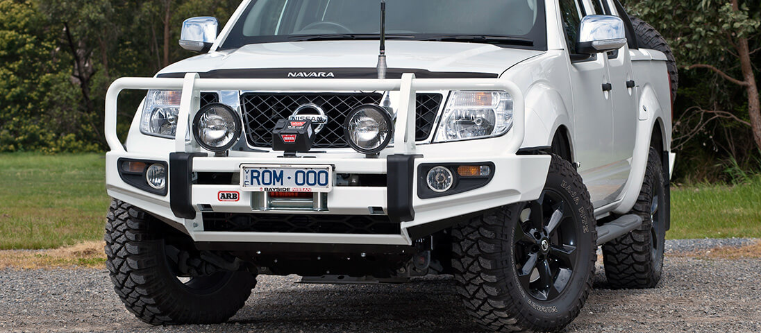 Arb 44 accessories frontal protection arb 4x4 accessories deluxe bull bar aloadofball Image collections