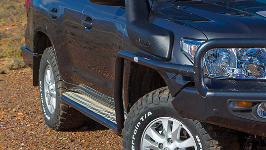 Arb 4 215 4 Accessories Side Rails Amp Side Steps Arb 4x4