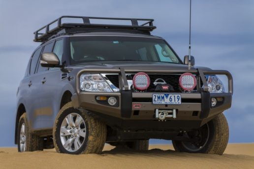 ARB Bull Bars For New Model Vehicles