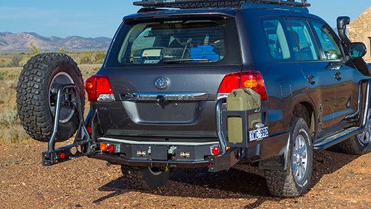 Arb Series X on Toyota Land Cruiser Off Road