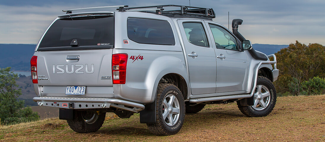 Arb 4 215 4 Accessories D Max And Colorado Join Ascent