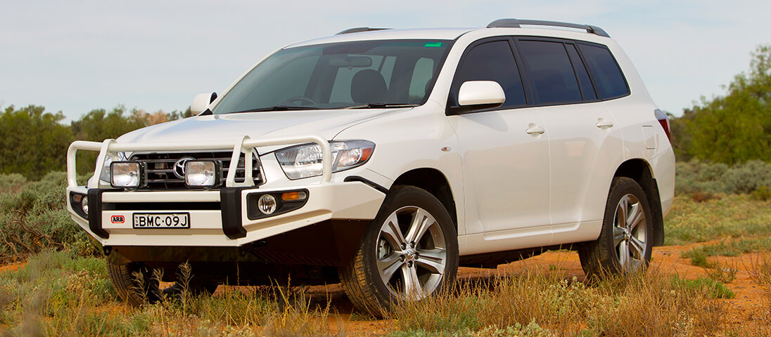 2013 Toyota Highlander For Sale >> ARB 4×4 Accessories | Toyota Kluger (2007 - 2010) - ARB ...
