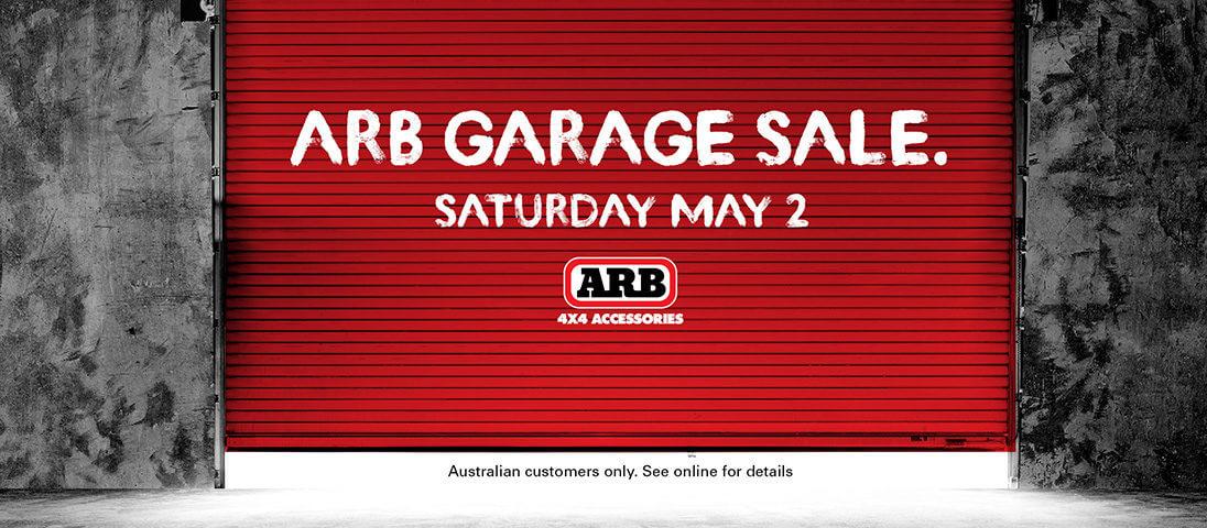 ARB Garage Sale