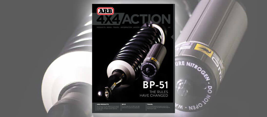 ARB 4×4 Action is Out Now