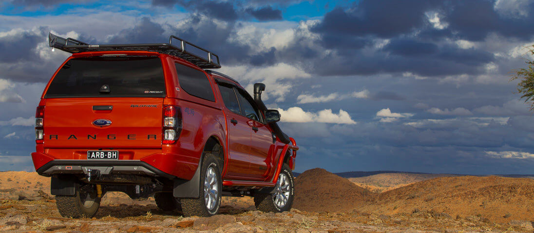 Introducing the Summit Rear Step Tow Bar