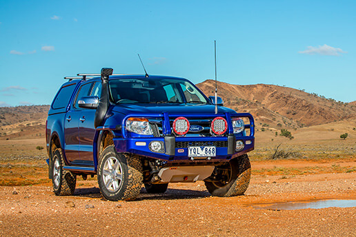 ARB Introduces Summit Protection Range