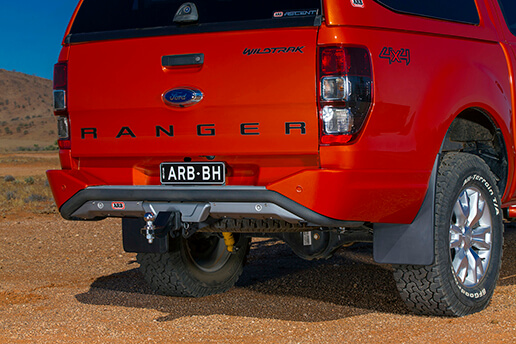 ARB Redefines Rear Vehicle Protection