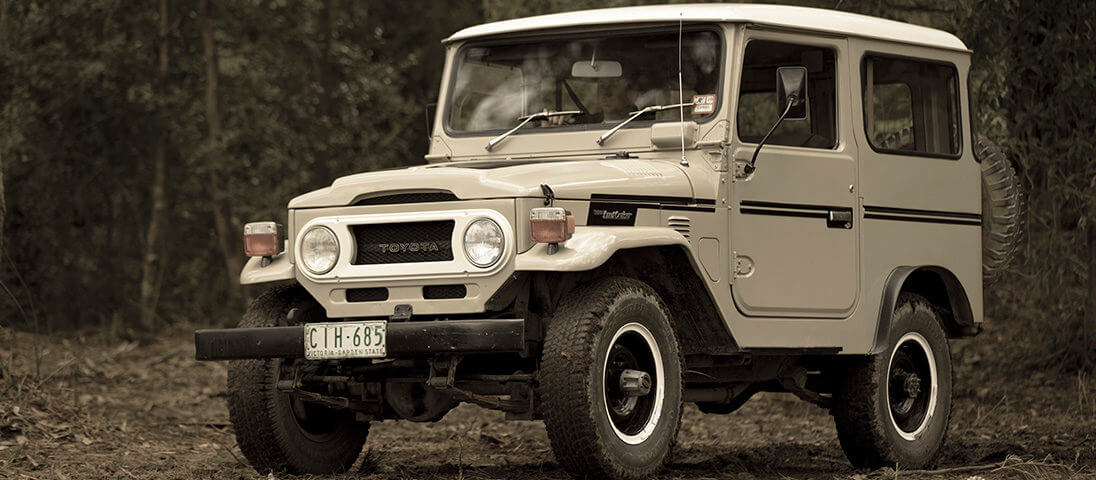 Introducing Our First Off Road Icon