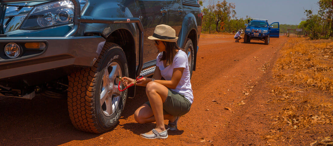 How To Use A Tyre Deflator