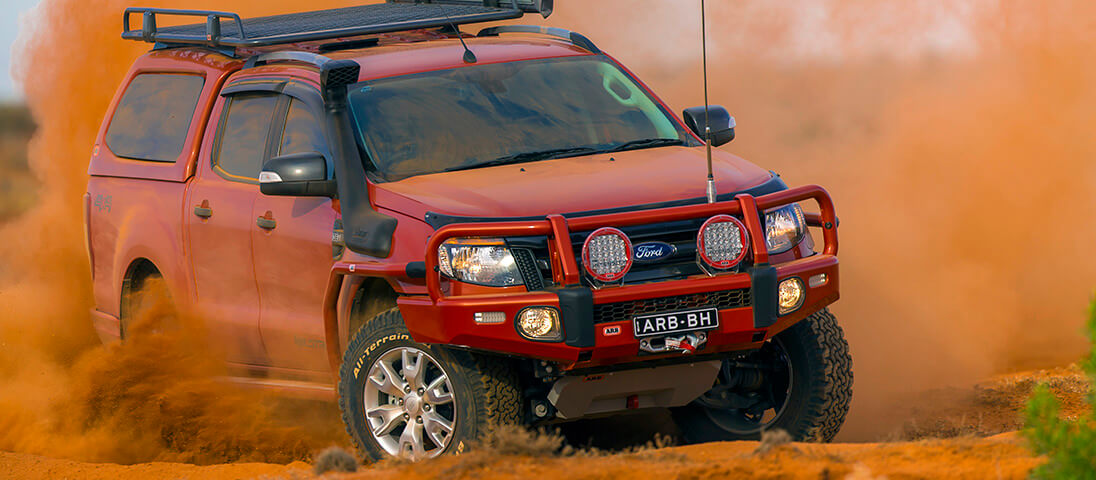 ARB 4×4 Accessories | Summit Protection Range - ARB 4x4
