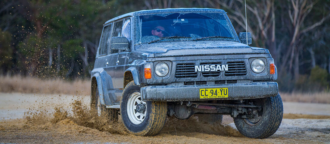 Introducing Our 2nd Off Road Icon – The Nissan GQ Patrol